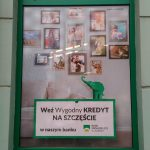 Reklama na oknie