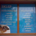 Witryna zoologiczny