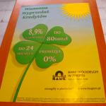 Plakat bankowy