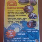 Plakat domki letniskowe