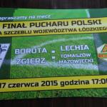 Plakat puchar polski