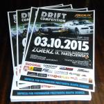 Plakat drift